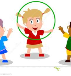 playing with hula hoop you ca hula hoop clip art [ 1300 x 740 Pixel ]