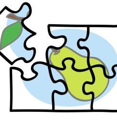 clipart printable puzzle tem [ 1140 x 855 Pixel ]