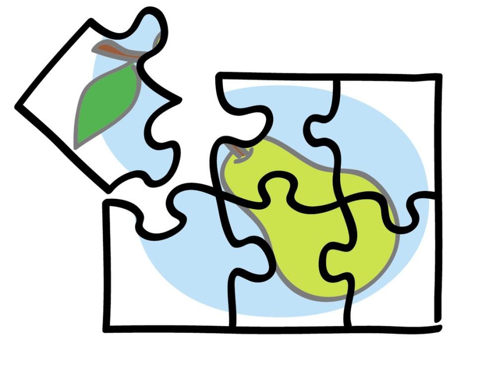 medium resolution of clipart printable puzzle tem