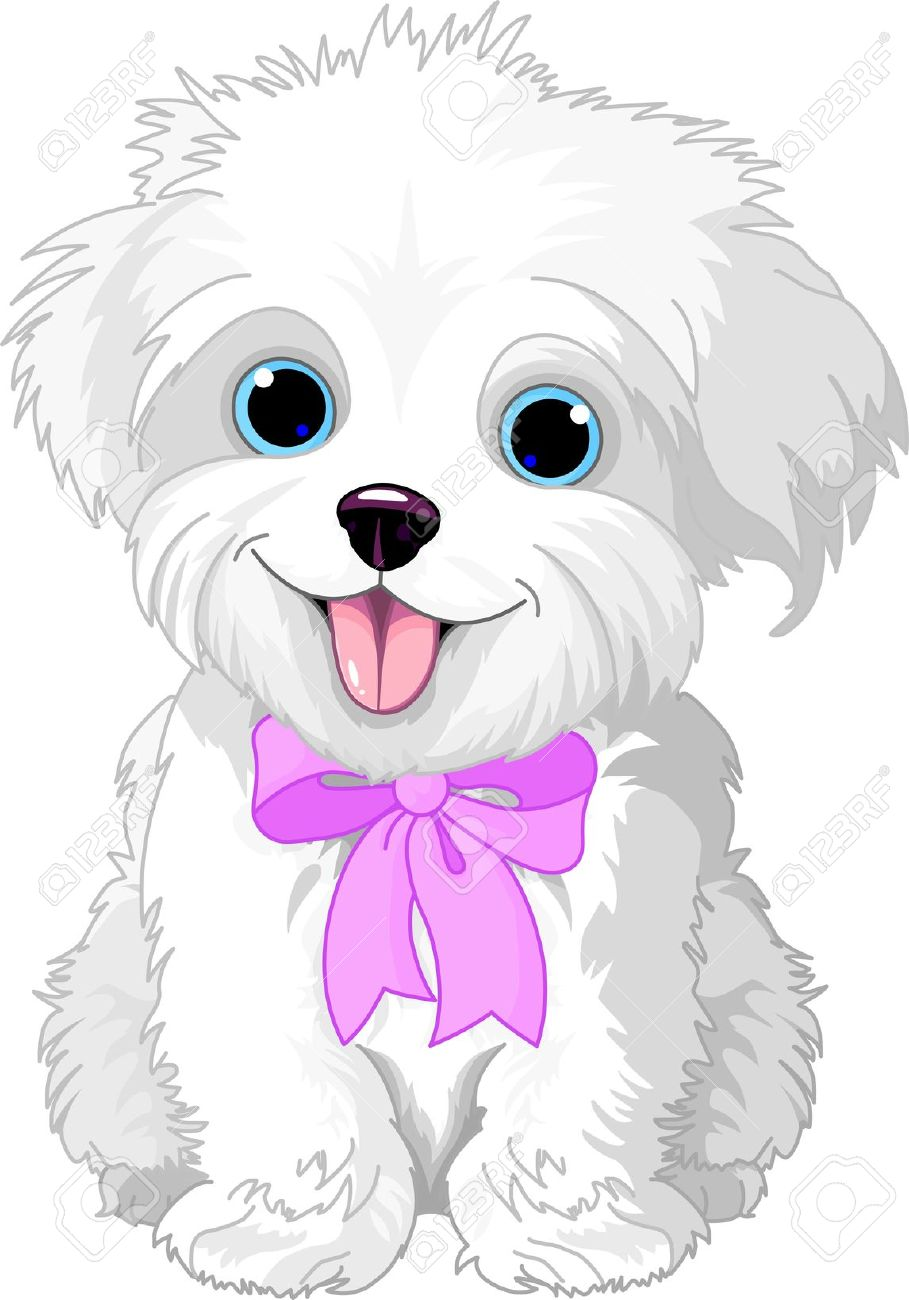 hight resolution of clipart puppy