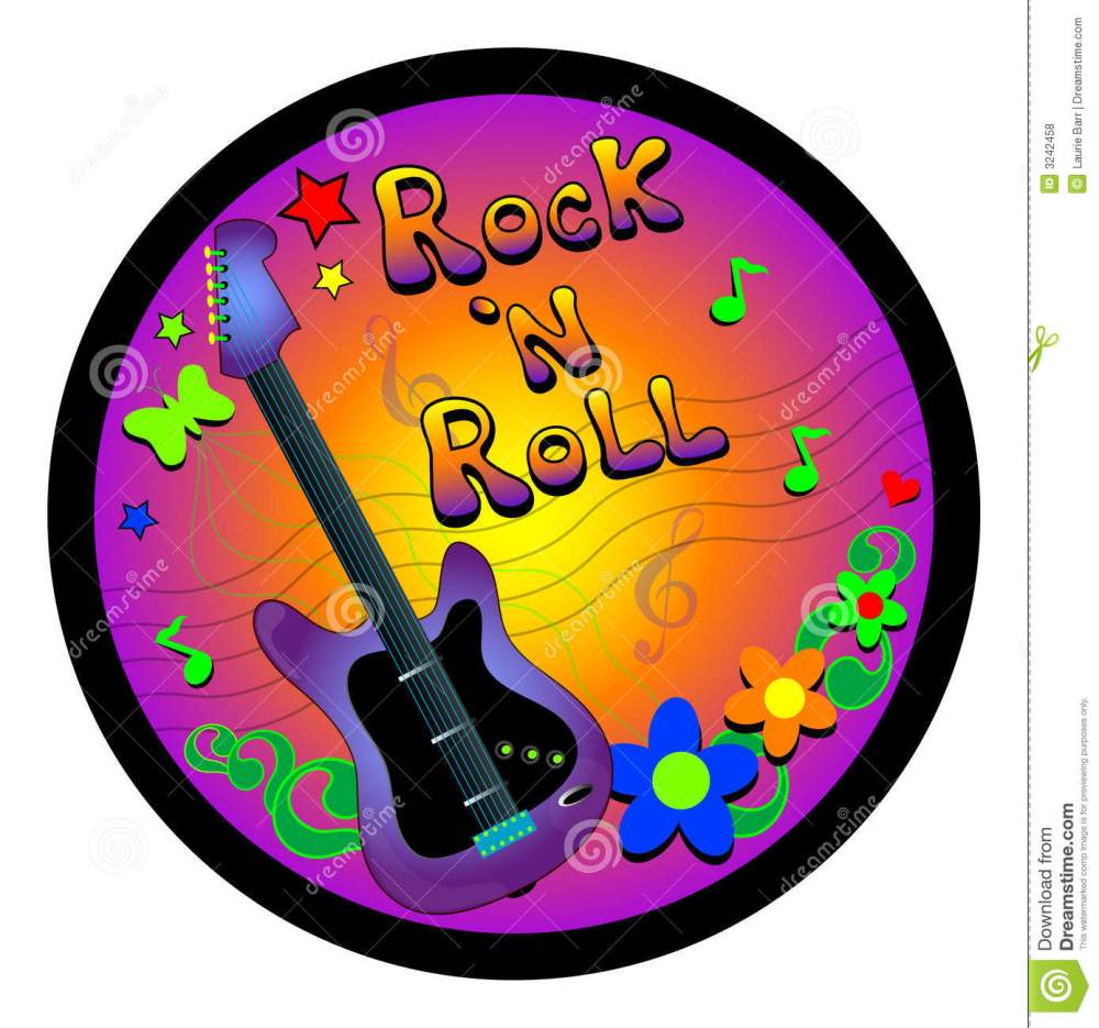 medium resolution of rock and roll graphic royalty rock and roll clip art