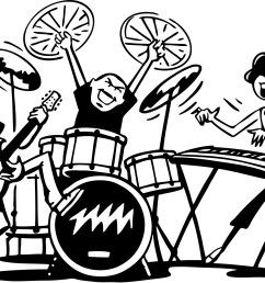 band clipart 20 c free rock band clipart [ 2083 x 1412 Pixel ]