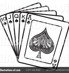 clipart royalty free rf playing cards  [ 1024 x 1024 Pixel ]