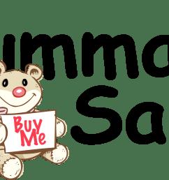 clipart rummage sale  [ 3300 x 1192 Pixel ]