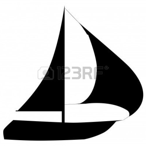 small resolution of sailboat clipart silhouette sailboat silhouette clip art