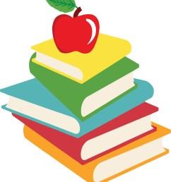 school books clipart [ 2000 x 2255 Pixel ]