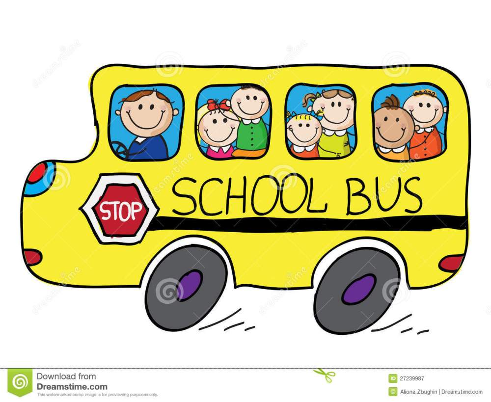 medium resolution of school bus royalty free stock photography image 27239987