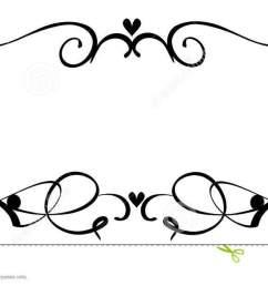 scroll clipart 36721 illustra scroll line clip art [ 1300 x 619 Pixel ]