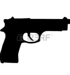 shooting gun clipart clipart gun [ 1350 x 1350 Pixel ]