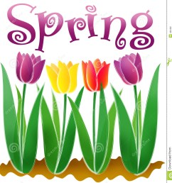 clipart spring  [ 1322 x 1300 Pixel ]