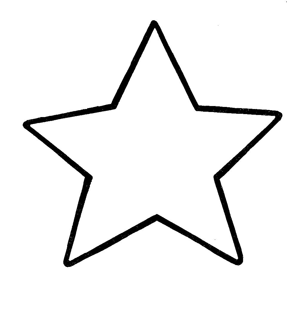 hight resolution of star clip art