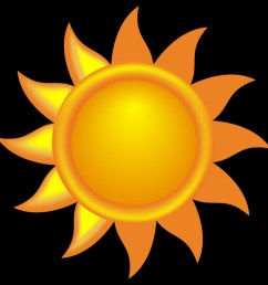 clipart categories the sun clipart sun clipart [ 1024 x 1024 Pixel ]