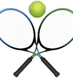 tennis clip art crab free cli free tennis clipart [ 4000 x 3559 Pixel ]