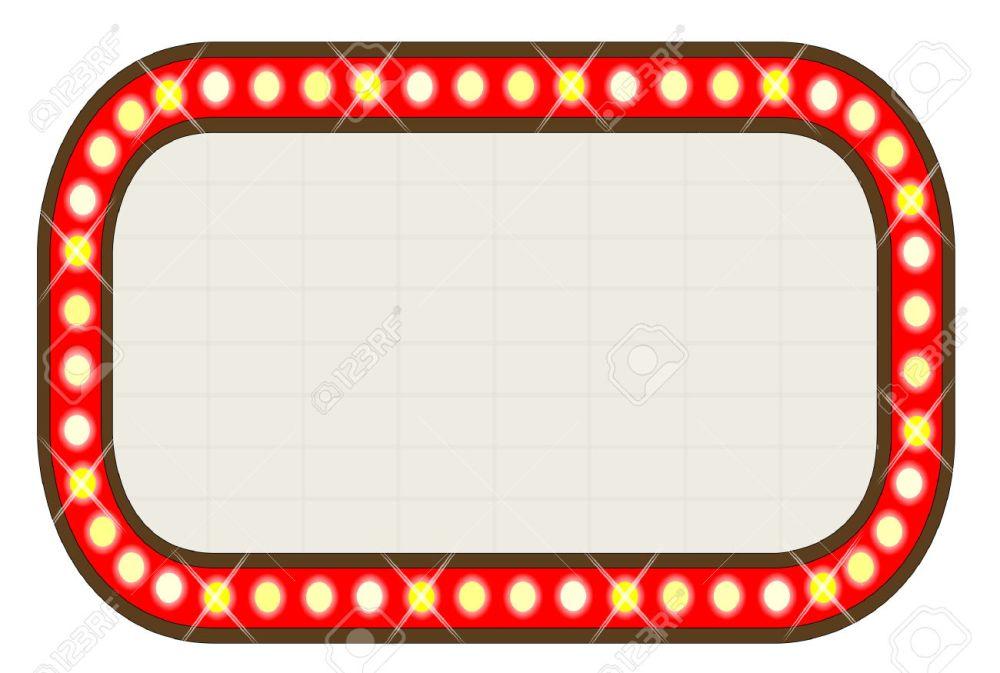 medium resolution of theatre marquee clipart movie marquee clipart