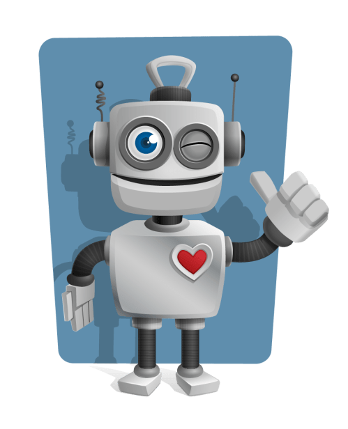 small resolution of clipart categories clip art robot this cute r