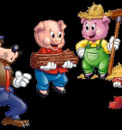 three little pigs work three pigs u0026amp wolf  [ 1440 x 914 Pixel ]