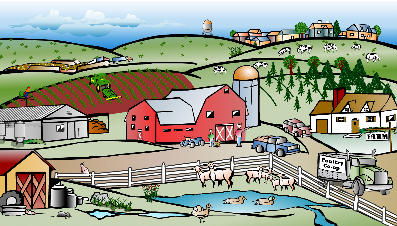 hight resolution of tox town clip art and promoti clipart farm