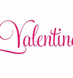 happy valentines day clipart [ 3668 x 901 Pixel ]