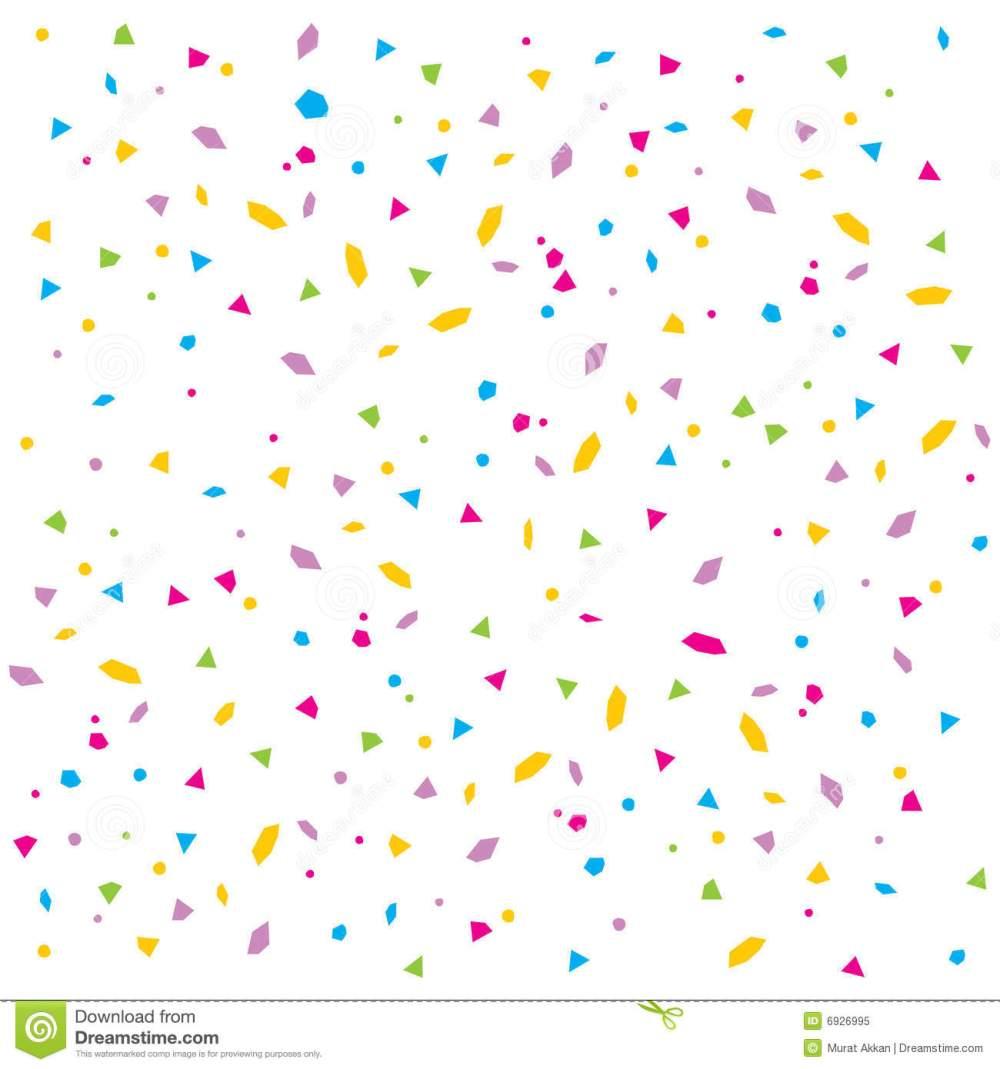 medium resolution of vector confetti royalty free clip art confetti