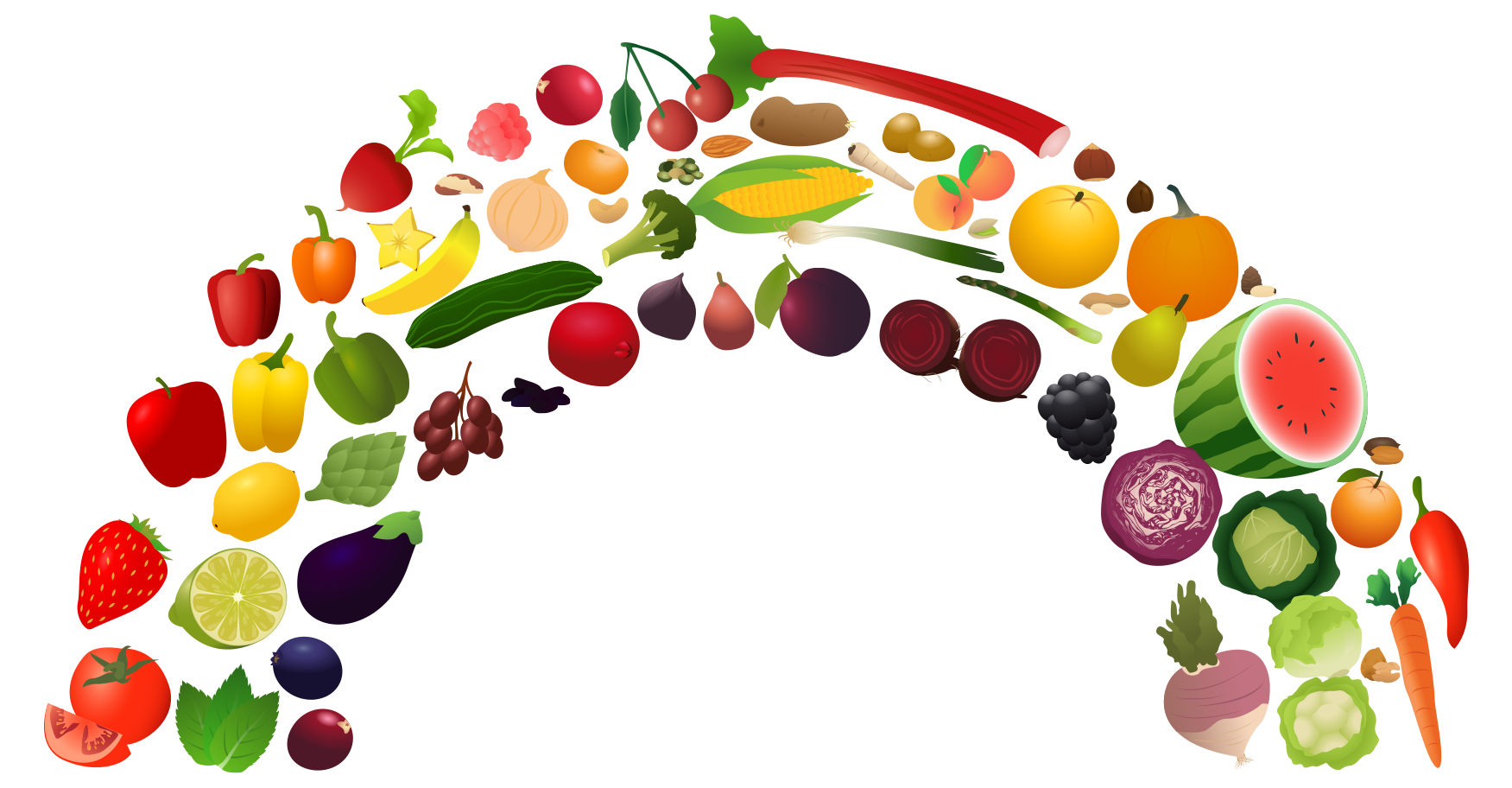 hight resolution of view rainbow 2 png clipart fr nutrition clip art