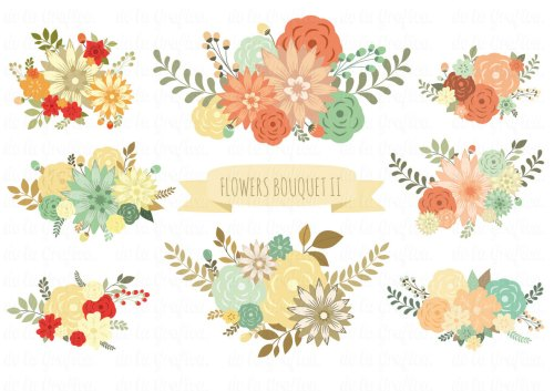 small resolution of wedding floral clipart free floral clipart