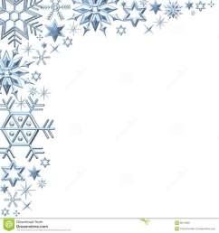 winter border clipart  [ 1300 x 1390 Pixel ]
