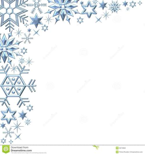 small resolution of winter border clipart