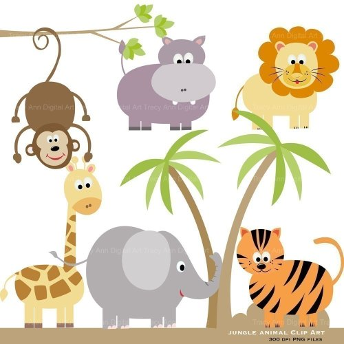 small resolution of zoo animals clipart free large images