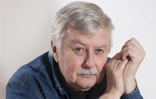 Ladislav Potměšil (73), hvězda Surgery: He walks, but ... HE WILL NEVER PLAY again!