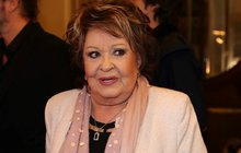 Actress Jiřina Bohdalová (88): MEETINGS THAT WERE NOT EXPECTED!