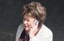 Böhmová left († 95): Bohdalová's last phone call!