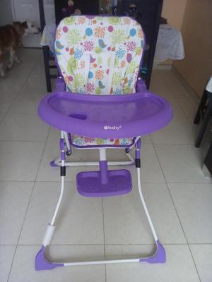 Silla comedor para bebes infanti soledad  Posot Class