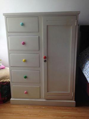 Mueble para colgar ropa solteron  Posot Class