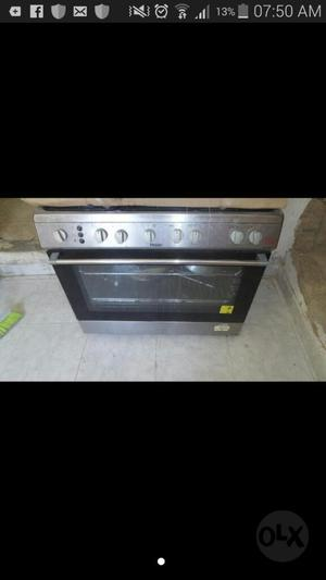 Cocina integral usada con estufa horno  Posot Class