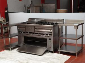 Quemadores para cocinas industriales  Posot Class