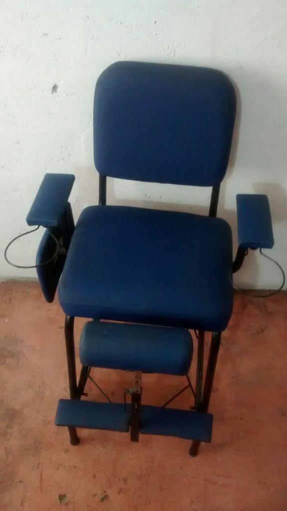 Mueble poltrona y silla manicure y pedicure  Posot Class
