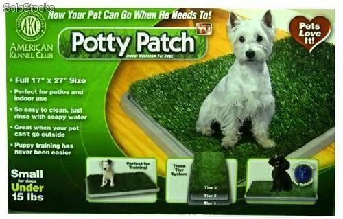 Tapete para perros potty patch  Posot Class