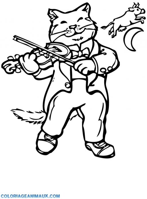 Cat Clipart Cartoon