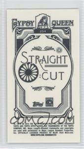 2012 Topps Gypsy Queen Mini Straight Cut Back #254 - Brooks Robinson - Courtesy of COMC.com