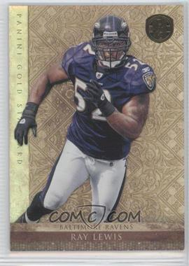 2011 Panini Gold Standard #93 - Ray Lewis/299 - Courtesy of COMC.com