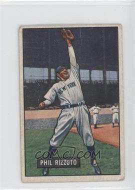 1951 Bowman #26 - Phil Rizzuto [Good to VG‑EX] - Courtesy of COMC.com