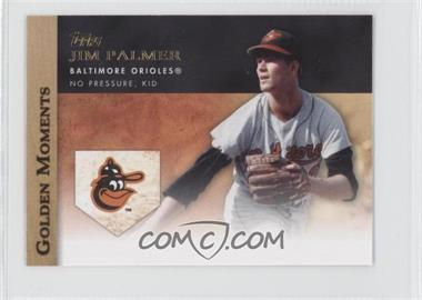 2012 Topps Mini Golden Moments #GM34 - Jim Palmer - Courtesy of COMC.com