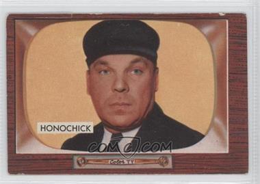 1955 Bowman #267 - Jim Honochick UMP [Good to VG‑EX] - Courtesy of COMC.com