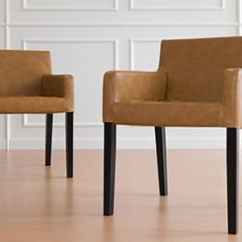 Loose Chair Covers Ikea Barrel Back Dining Restoration Hardware Replacement Bar Stool Slipcovers Nils 1 Seater Savannah Saddle Bycast Leather Couch Slipcover