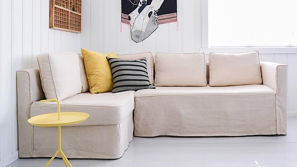Bedbank Ikea Beddinge.Slaapbank Ikea Beddinge Woonkamer Decor Ideeen Kafkasfan Club
