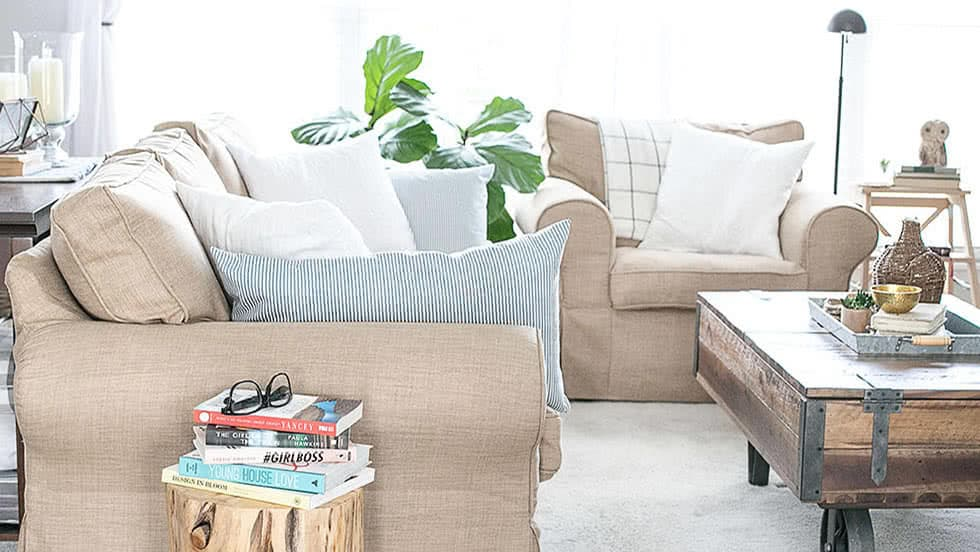 Ikea Holmsund Sofa Replacement Ikea Sofa Covers | Slipcovers To Revive Any
