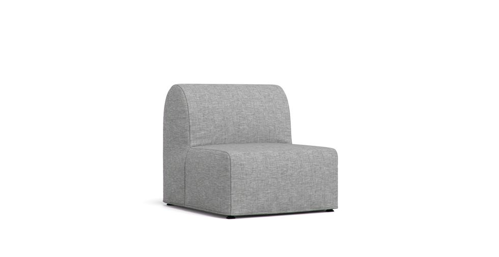 lycksele chair bed low profile outdoor chairs cover