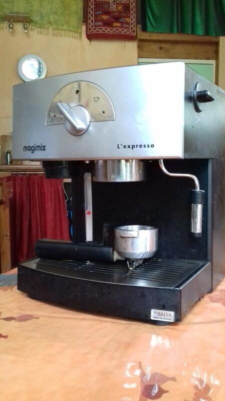 fuit machine expresso magimix 11414