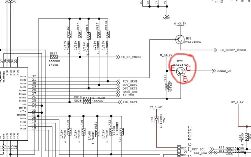 Samsung HW-C450 : Panne au démarage de la barre de son