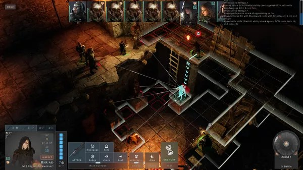 Solasta: Crown of the Magister (2020) PC Game